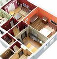 3-комнатная квартира, 73 кв.м., 7/10 этаж, новостройка